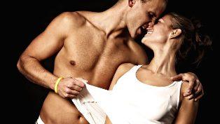 masáž premení v Sex